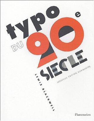 Typo du 20ème siècle