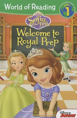 Welcome to Royal Prep: Sofia the First (World of Reading: Level Pre-1: Disney's Junior)