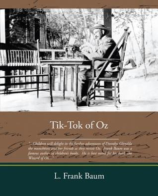 Tik-Tok of Oz (eBook)