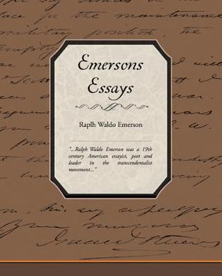Emerson's Essays (eBook)
