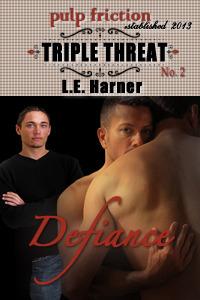 Defiance(Triple Threat 3) EPUB