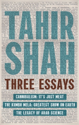 three essays cannibalism the kumbh mela the legacy of arab 18009001