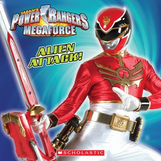 Power Rangers Megaforce: Alien Attack!