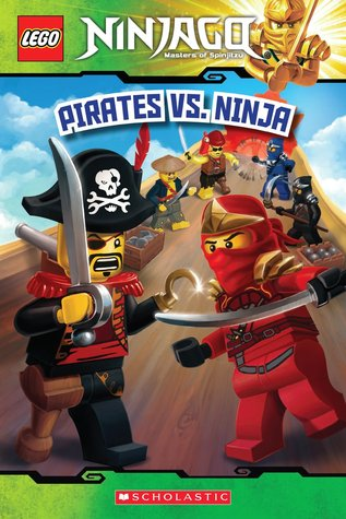 Pirates vs ninja lego ninjago reader 6 by tracey west - Ninjago vs ninjago ...