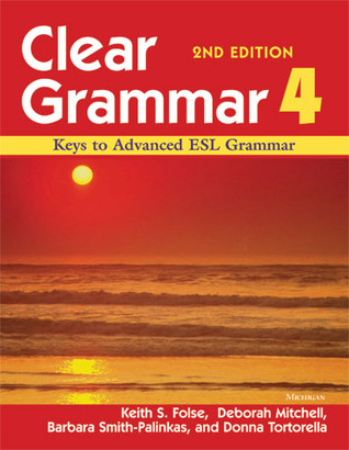 Clear grammar 4 2nd edition keys to grammar for advanced english 17938430 fandeluxe Images