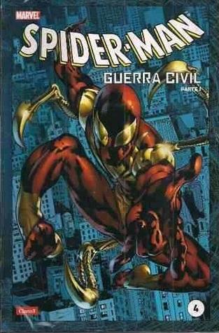 Coleccionable Clarín Spider-Man #4: Guerra Civil parte 1