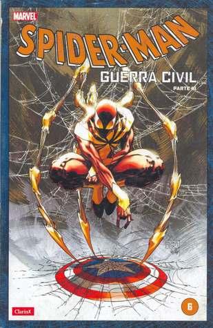 Coleccionable Clarín Spider-Man #6: Guerra Civil parte 3