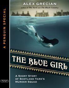 The Blue Girl (Scotland Yard's Murder Squad #2.5)