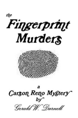 the Fingerprint Murders (Carson Reno Mystery Series, #10)