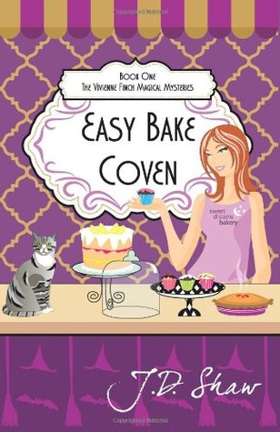 Easy Bake Coven (Vivienne French, #1)