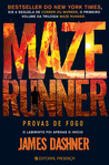 Provas de Fogo by James Dashner