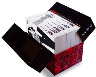Akira Box (Akira #1-6 + Akira Club)