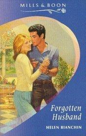 Forgotten Husband (Santanas Men, #1)