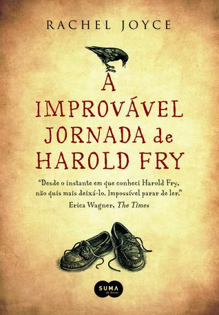 A Improvável Jornada de Harold Fry (Harold Fry, #1)