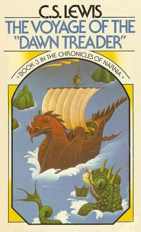 "The Voyage of the ""Dawn Treader"" (The Chronicles of Narnia, #3)"