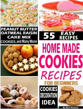 Homemade Cookies Recipes