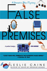 False Premises (Domestic Bliss Mystery #2)