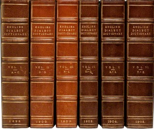 English Dialect Dictionary 6 Vols
