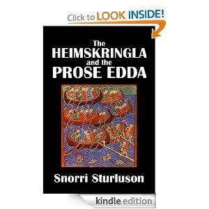 The Heimskringla and the Prose Edda