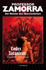 Codex Satanicus (Professor Zamorra, #44)