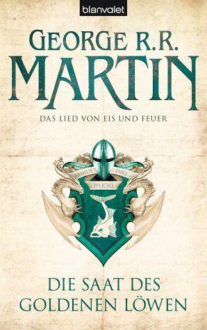 Die Saat des goldenen Löwen by George R.R. Martin