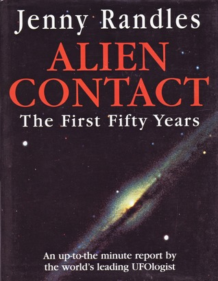 Alien Contact by Jenny Randles