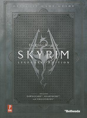 Elder Scrolls V: Skyrim Legendary - Prima Official Game Guide