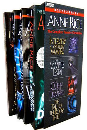 The Complete Vampire Chronicles (Vampire Chronicles, #1-#4)