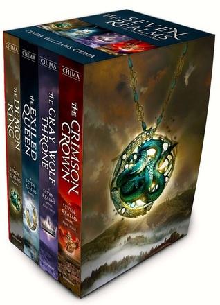 The Seven Realms Box Set