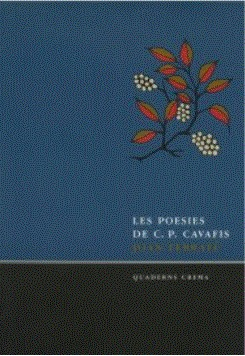 Les poesies de C. P. Cavafis