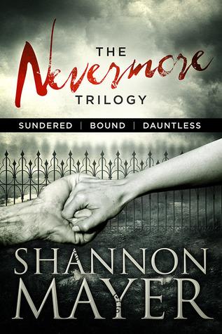 The Nevermore Trilogy (The Nevermore Trilogy, #1-3)