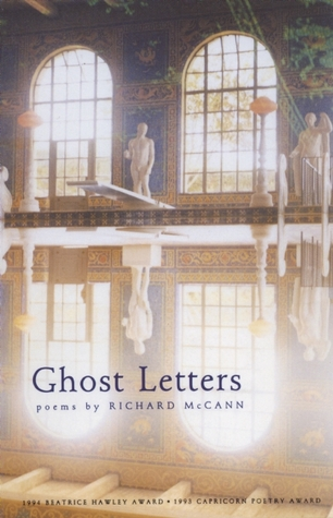 Ebook Ghost Letters by Richard McCann DOC!