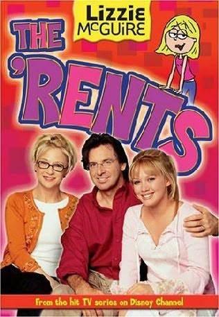 The 'Rents (Lizzie McGuire, #20)