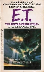 E.T. the Extra-Terrestrial in His Adventure on Earth