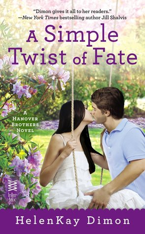 {Review} A Simple Twist of Fate by HelenKay Dimon