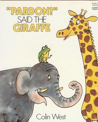 Image result for pardon said the giraffe