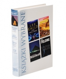 Książki wybrane: Jutro możesz zniknąć / Lekcje włoskiego / Piramida/ Martwa natura