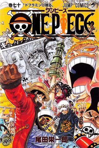 ワンピース 70 [Wan Pīsu 70] (One Piece, #70)