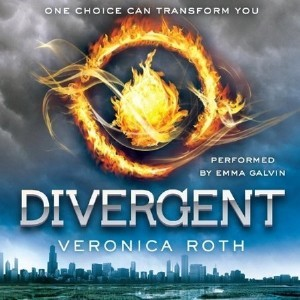 Divergent audio cover