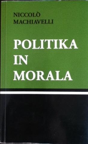 Politika in morala