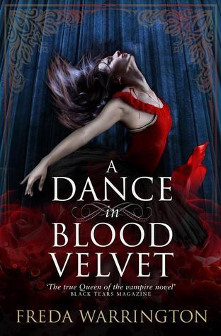 A Dance In Blood Velvet (Blood Wine, #2)