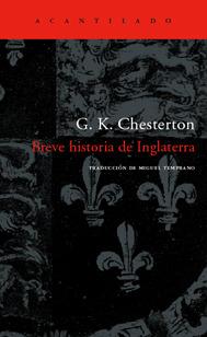Ebook Breve historia de Inglaterra by G.K. Chesterton read!