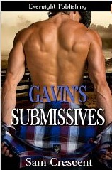 Gavin's Submissives (Creek Valley, #1)