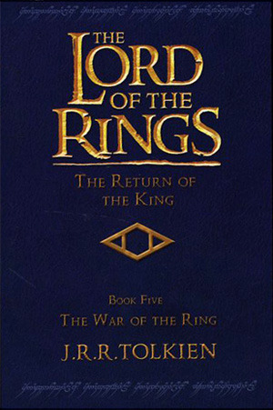 The Return of The King (The Lord of the Rings: Seven Book Editions #5)