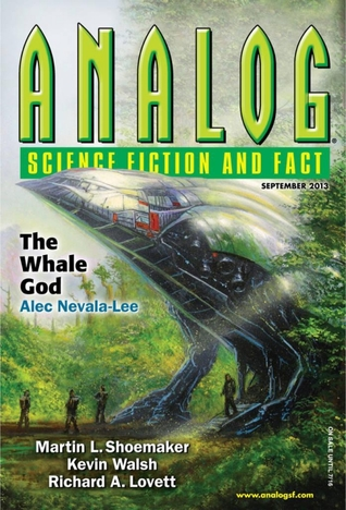 Analog Science Fiction and Fact, September 2013