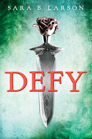 Image result for defy by sara larson
