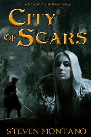 City of Scars (The Skullborn Trilogy, #1)