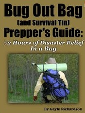 Bug Out Bag Prepper's Guide: What To Pack For Those Critical First 72 Hours