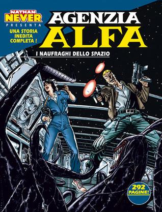 Agenzia Alfa n. 2: I naufraghi dello spazio