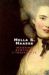 Afbeeldingsresultaat voor Madame Bentinck, l'indiscrète Haasse